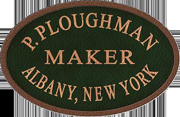 Ploughman's Saddlery & Belts Retina Logo
