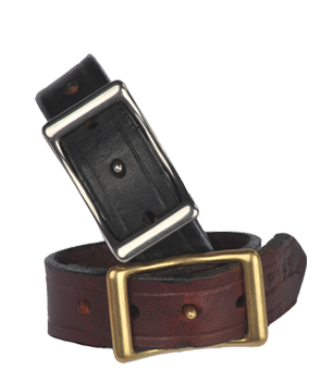 Equestrian-themed Leather Products | Ploughman's Saddlery & Belts