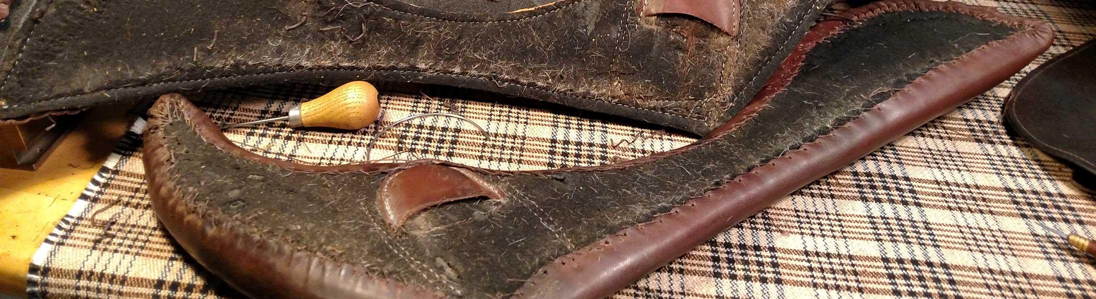 Saddle & Bridle Repair   Ploughman's Saddlery & Belts